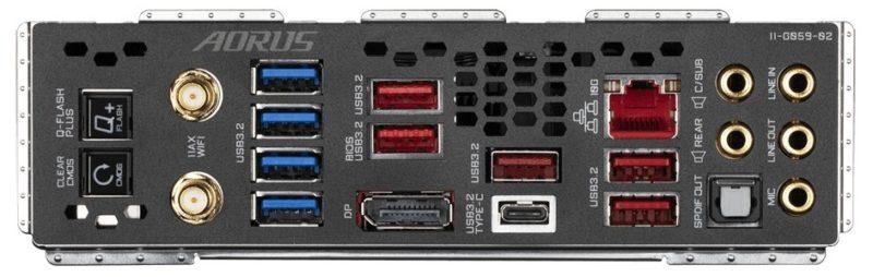 Gigabyte Z590 AORUS MASTER Processor family Intel, Processor socket LGA1200, DDR4 DIMM, Memory slots 4, Number of SATA connectors 6 x SATA 6Gb/s connectors, Chipset Intel Z, ATX