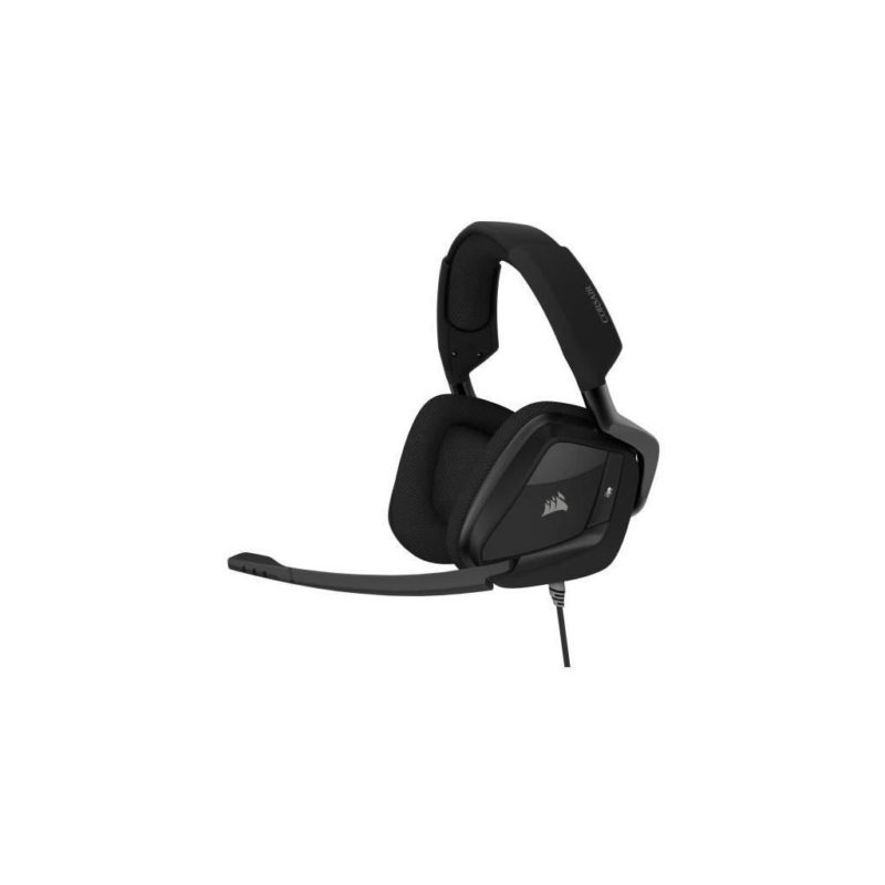 Corsair Premium Gaming Headset VOID ELITE SURROUND Built-in microphone, Carbon, Over-Ear
