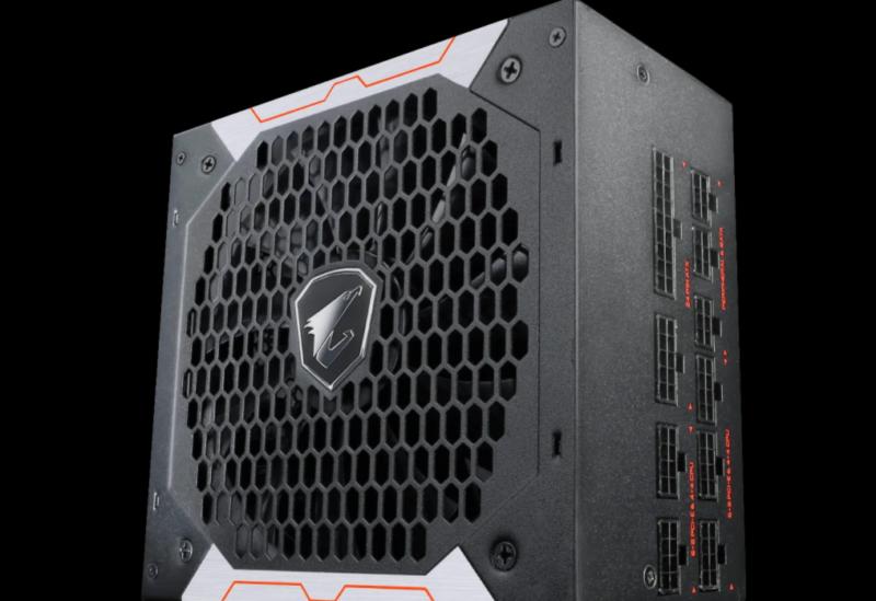 Gigabyte GP-AP750GM ATX, 80 PLUS Gold certified