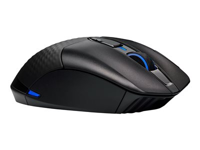 Corsair Gaming Mouse DARK CORE RGB PRO Wireless / Wired, 18000 DPI, Wireless connection, 2000 Hz, Rechargeable, Black