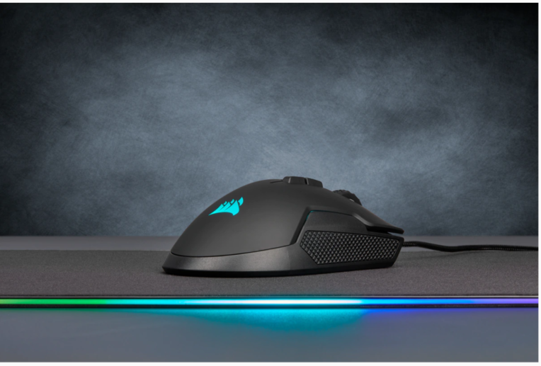 Corsair Gaming Mouse GLAIVE RGB PRO Wired, 18000 DPI, Black