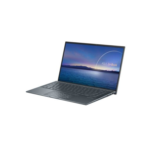 Private: Notebook|ASUS|ZenBook Series|UX435EAL-KC061T|CPU i5-1135G7|2400 MHz|14″|1920×1080|RAM 8GB|DDR4|SSD 512GB|Intel Iris Xe graphics|Integrated|ENG|Windows 10 Home|Grey|0.98 kg|90NB0S91-M01820