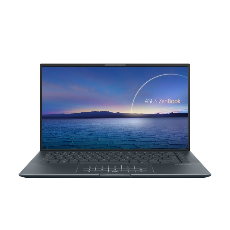 Private: Notebook ASUS ZenBook Series UX435EAL-KC061T CPU i5-1135G7 2400 MHz 14″ 1920×1080 RAM 8GB DDR4 SSD 512GB Intel Iris Xe graphics Integrated ENG Windows 10 Home Grey 0.98 kg 90NB0S91-M01820
