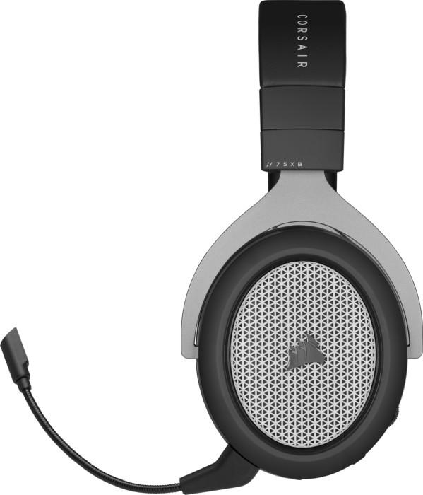Corsair Gaming Headset HS75 XB WIRELESS Built-in microphone, Black, Headband/On-Ear