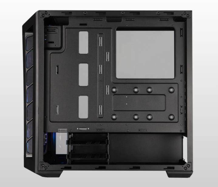 Cooler Master MasterBox MB511 ARGB MCB-B511D-KGNN-RGA Black