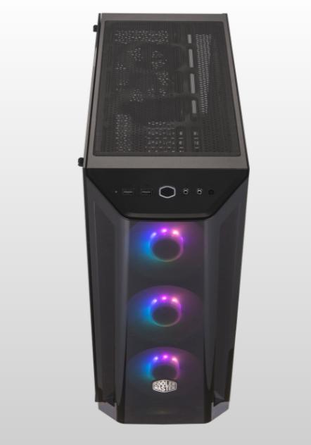 Cooler Master MasterBox MB520 ARGB MCB-B520-KGNN-RGA Black