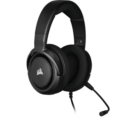 Corsair Gaming Headset HS45 SURROUND Carbon, Headset
