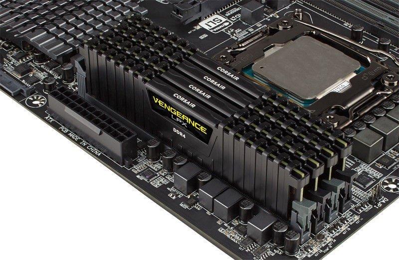 Corsair C16 AMD Ryzen Memory Kit VENGEANCE LPX 16 GB, DDR4, 3200 MHz, PC/server, Registered No, ECC No