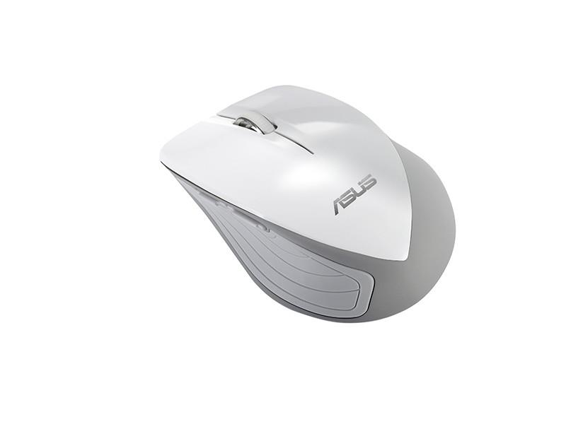 MOUSE USB OPTICAL WRL WT465/WHITE 90XB0090-BMU050 ASUS