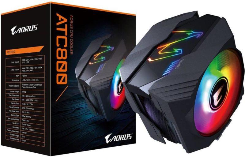 CPU COOLER AORUS/ATC800 GIGABYTE