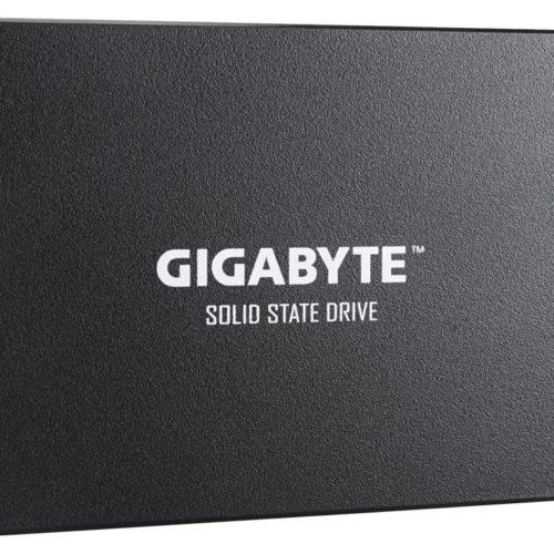 SSD|GIGABYTE|120GB|SATA 3.0|Write speed 280 MBytes/sec|Read speed 350 MBytes/sec|2,5″|MTBF 2000000 hours|GP-GSTFS31120GNTD