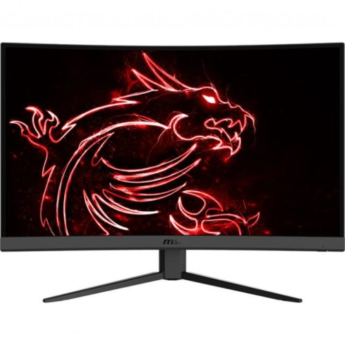 LCD Monitor|MSI|Optix G27C4|27″|Gaming/Curved|Panel VA|1920×1080|16:9|165Hz|1 ms|Tilt|Colour Black|OPTIXG27C4