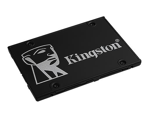 SSD KINGSTON KC600 512GB SATA 3.0 TLC Write speed 520 MBytes/sec Read speed 550 MBytes/sec 2,5″ MTBF 1000000 hours SKC600/512G