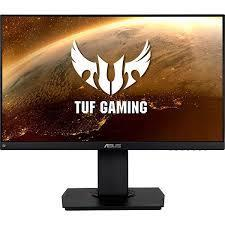 LCD Monitor|ASUS|TUF GAMING VG24VQ|23.6″|Gaming/Curved|Panel VA|1920×1080|144 Hz|1 ms|Speakers|Swivel|Pivot|Height adjustable|Tilt|Colour Black|90LM0570-B01170