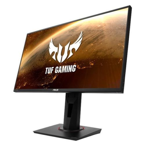 LCD Monitor|ASUS|VG259Q|24.5″|Gaming|Panel IPS|1920×1080|16:9|144Hz|1 ms|Speakers|Swivel|Pivot|Height adjustable|Tilt|90LM0530-B01370