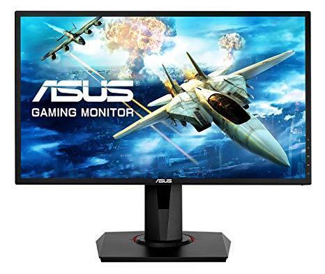 LCD Monitor|ASUS|VG248QG|24″|Gaming|Panel TN|1920×1080|16:9|165Hz|1 ms|Speakers|Colour Black|90LMGG901Q022E1C-