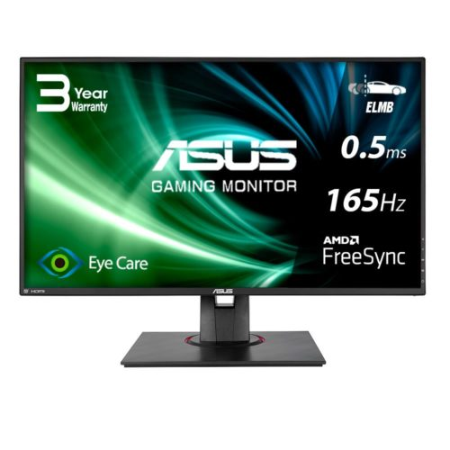 LCD Monitor|ASUS|VG278QF|27″|Gaming|Panel TN|1920×1080|16:9|165Hz|1 ms|Tilt|Colour Black|90LM03P3-B02370