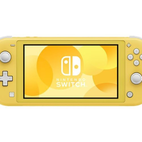CONSOLE SWITCH LITE/YELLOW 10002291 NINTENDO