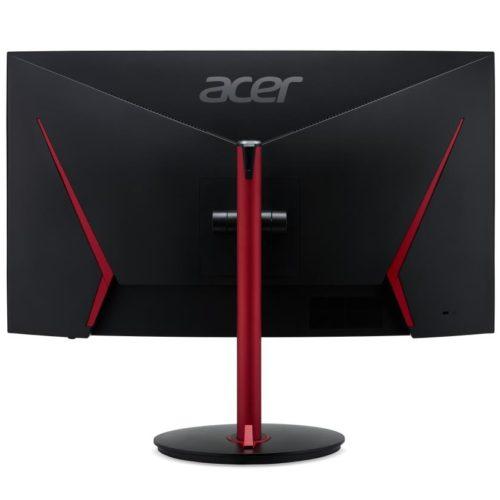 LCD Monitor|ACER|XZ272Pbmiiphx|27″|Curved|Panel VA|1920×1080|16:9|165Hz|4 ms|Swivel|Height adjustable|Tilt|UM.HX2EE.P10