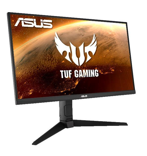 LCD Monitor|ASUS|VG27AQL1A|27″|Gaming|Panel IPS|2560×1440|16:9|170Hz|Matte|1 ms|Speakers|Swivel|Pivot|Height adjustable|Tilt|90LM05Z0-B01370