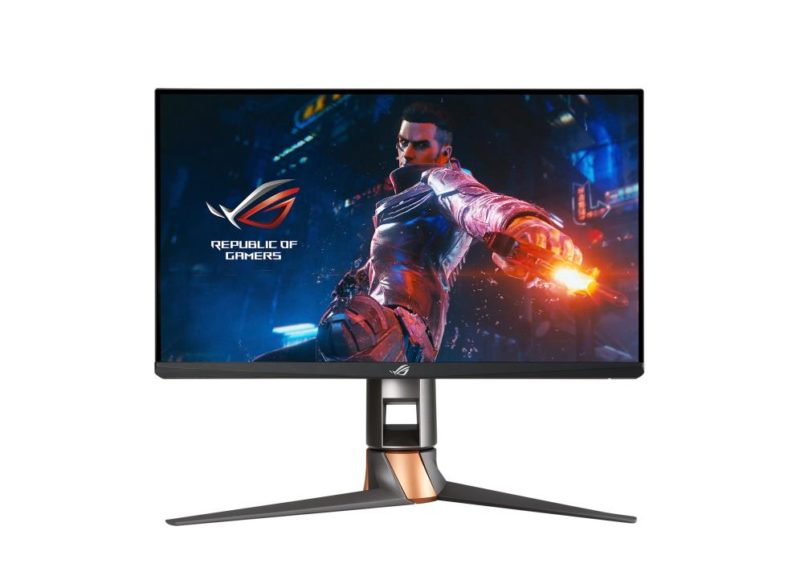 LCD Monitor|ASUS|PG259QN|24.5″|Gaming|Panel IPS|1920×1080|16:9|360Hz|Matte|1 ms|Swivel|Pivot|Height adjustable|Tilt|90LM05Q0-B01370