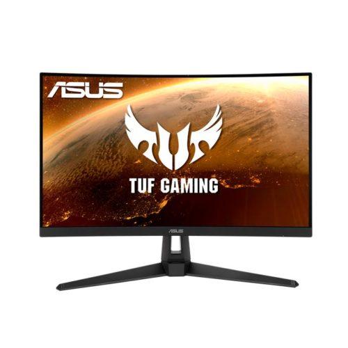 LCD Monitor|ASUS|VG27VH1B|27″|Gaming|Panel VA|1920×1080|16:9|165Hz|Matte|1 ms|Speakers|Swivel|Tilt|Colour Black|90LM0691-B01170