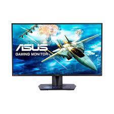 LCD Monitor|ASUS|VG278QR|27″|Gaming|Panel TN|1920×1080|16:9|165Hz|0.5 ms|Speakers|Swivel|Pivot|Height adjustable|Tilt|Colour Black|90LM03P3-B01370