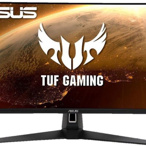 LCD Monitor|ASUS|TUF GAMING VG279Q1A|27″|Gaming|Panel IPS|1920×1080|16:9|165Hz|Speakers|Swivel|Tilt|Colour Black|90LM05X0-B01170