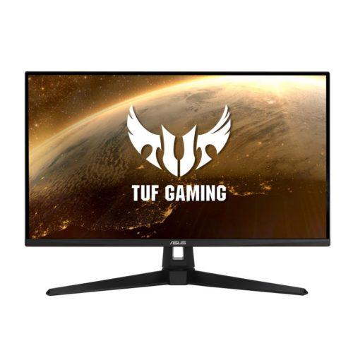 LCD Monitor|ASUS|VG289Q1A|28″|Gaming/4K|Panel IPS|3840×2160|16:9|60Hz|Matte|5 ms|Speakers|Swivel|Tilt|Colour Black|90LM05B0-B02170
