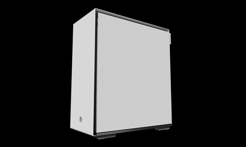 Deepcool MACUBE 310P WH Side window, White, ATX, Power supply included No