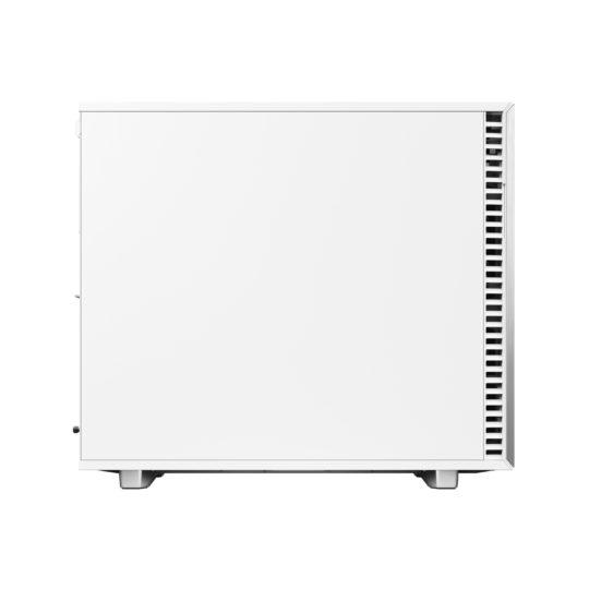 Fractal Design Define 7 White, E-ATX, Power supply included No