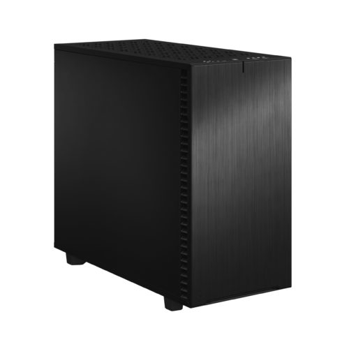 Fractal Design Define 7 Solid Black, E-ATX, Power supply included No