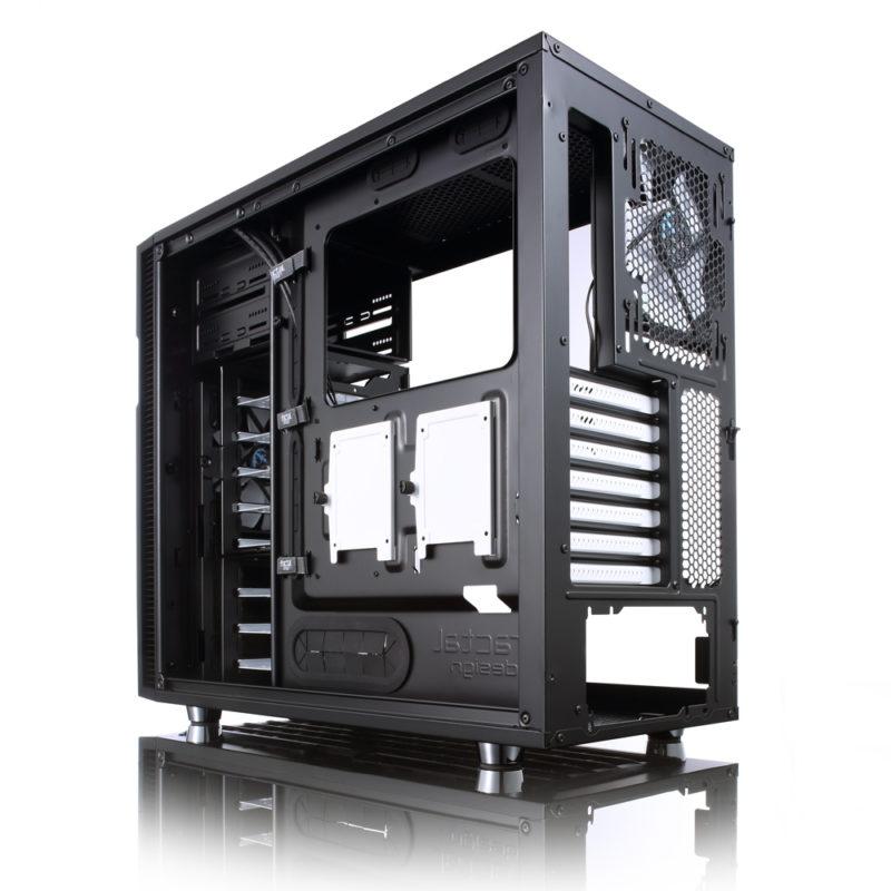 Fractal Design Define R5 Titanium Titanium, ATX, Power supply included No