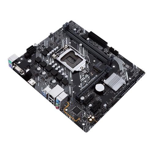 Asus PRIME H410M-E Memory slots 2, Processor family Intel, Micro ATX, DDR4, Processor socket LGA1200, Chipset Intel H