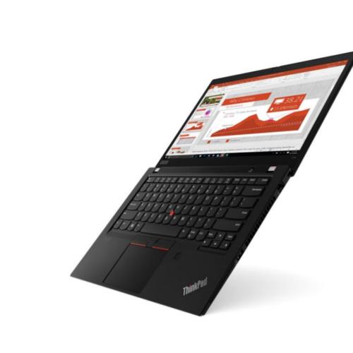 "Lenovo ThinkPad T14 (Gen 1) ePrivacy Guard, Black, 14.0 "", IPS, Touchscreen, Full HD, 1920 x 1080, Matt, Intel Core i7, i7-10510U, 16 GB, SSD 512 GB, Intel UHD, No Optical drive, Windows 10 Pro, 802.11ax, Bluetooth version 5.1, LTE Upgradable, Keyboard language English, Keyboard backlit, Warranty 36 month(s)"