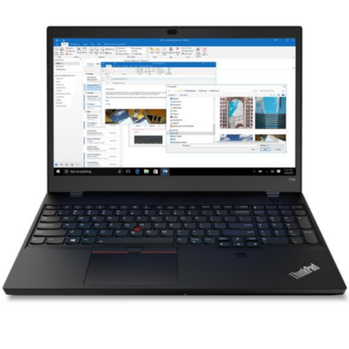 "Lenovo ThinkPad T15p (Gen 1) Black, 15.6 "", WVA, Full HD, 1920 x 1080, Matt, Intel Core i5, i5-10300H, 8 GB, SSD 256 GB, Intel UHD, No Optical drive, Windows 10 Pro, 802.11ax, Bluetooth version 5.1, LTE Upgradable, Keyboard language Nordic, Keyboard backlit, Warranty 36 month(s), Battery warranty 12 month(s)"