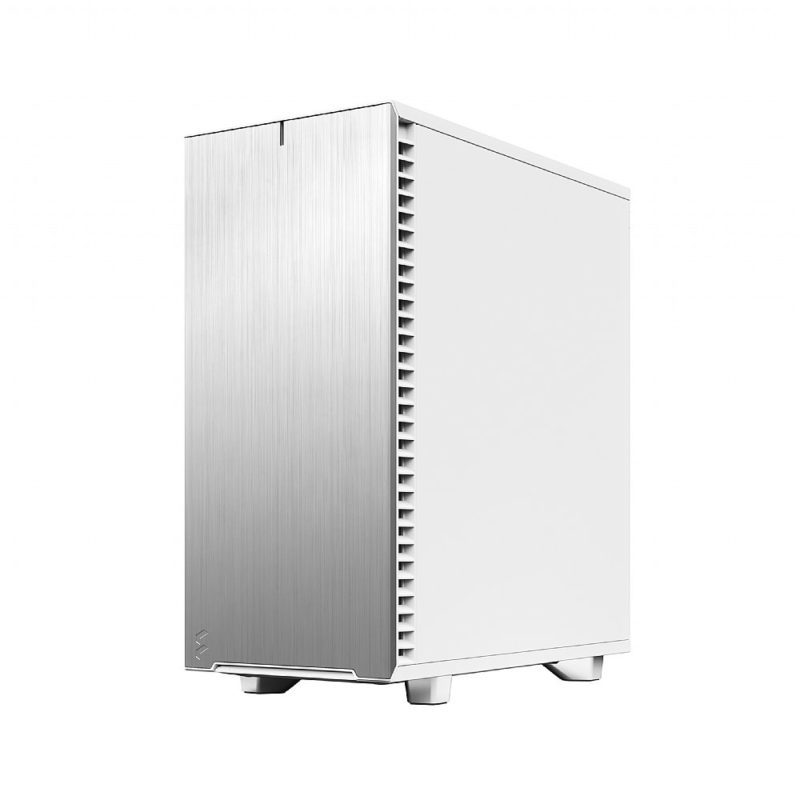 Fractal Design Define 7 Compact Side window, White/Clear Tint,  Mid-Tower