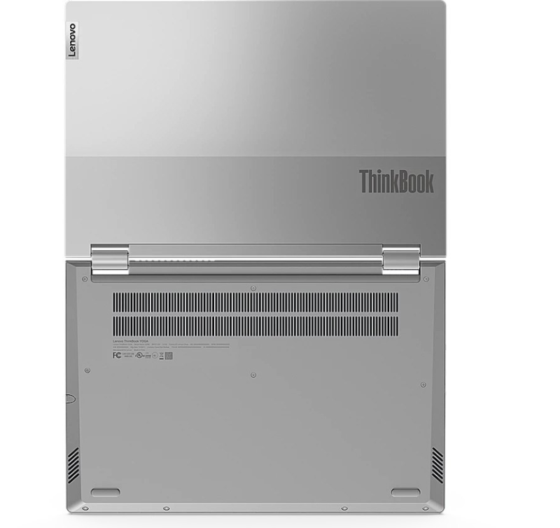 "Lenovo ThinkBook 14s Yoga ITL Mineral Grey, 14.0 "", IPS, Touchscreen, Full HD, 1920 x 1080, Gloss, Intel Core i5, i5-1135G7, 16 GB, SSD 256 GB, Intel Iris Xe, No Optical drive, Windows 10 Pro, 802.11ax, Bluetooth version 5.1, Keyboard language English, Keyboard backlit, Warranty 12 month(s), Battery warranty 12 month(s)"
