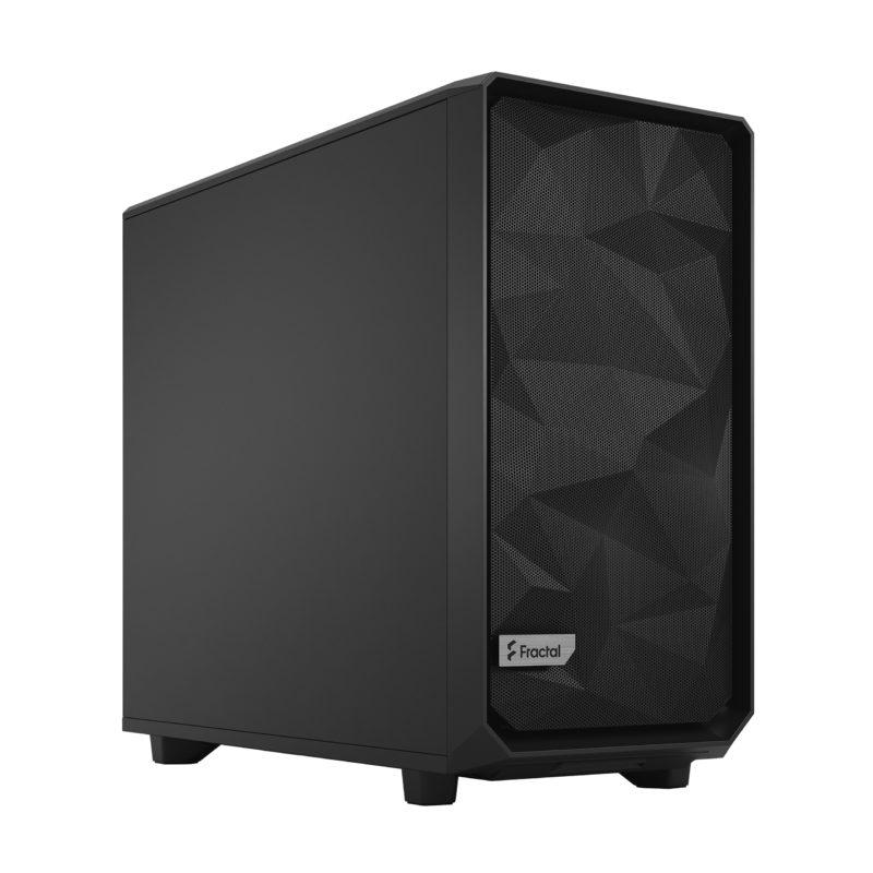 Fractal Design Meshify 2 Black Solid