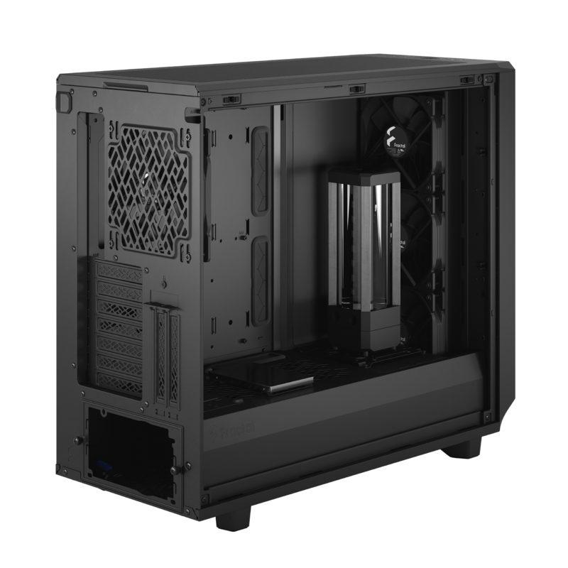 Fractal Design Meshify 2 Light Tempered Glass Black
