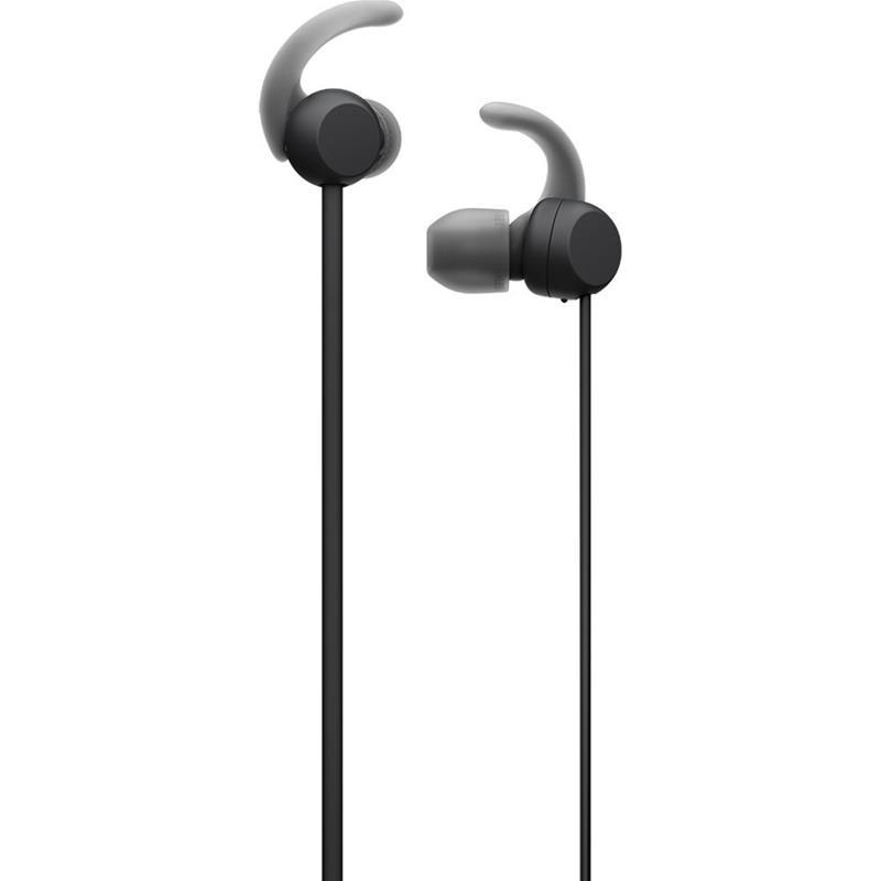 Sony Wireless Headphones WI-SP510 In-ear, Neckband, Microphone, Black