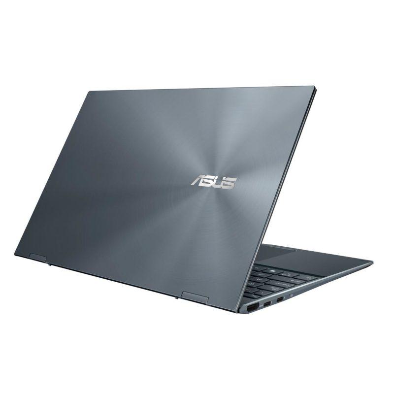 "Asus ZenBook Flip UX363EA-HP172T Pine Grey, 13.3 "", OLED, Touchscreen, FHD, 1920 x 1080 pixels, Glossy, Intel Core i5, i5-1135G7, 8 GB, LPDDR4X on board, SSD 512 GB, Intel Iris Xe, No ODD, Windows 10 Home, 802.11ax, Bluetooth version 5.0, Keyboard language English, Keyboard backlit, Warranty 24 month(s), Battery warranty 12 month(s)"
