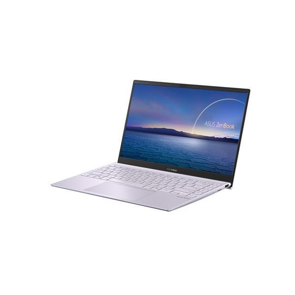 "Asus ZenBook UX325EA-KG250T Lilac Mist, 13.3 "", OLED, FHD, 1920 x 1080 pixels, Glossy, Intel Core i5, i5-1135G7, 8 GB, LPDDR4X on board, SSD 512 GB, Intel Iris Xe, No ODD, Windows 10 Home, 802.11ax, Bluetooth version 5.0, Keyboard language English, Keyboard backlit, Warranty 24 month(s), Battery warranty 12 month(s)"