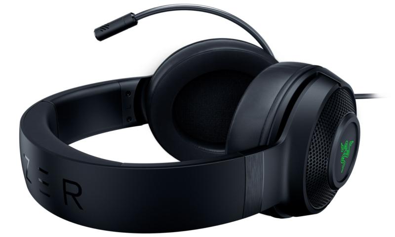Razer Gaming Headset Kraken V3 X Over-ear, Microphone, Black, Yes