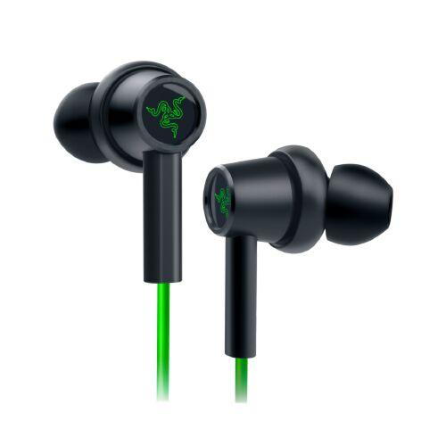 Razer Headphones Hammerhead Duo Console Green, Wired