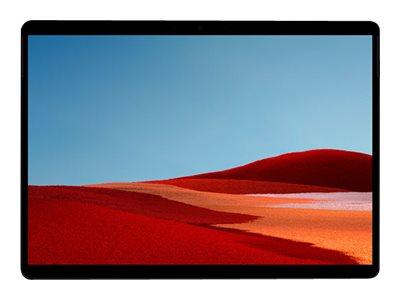 "Microsoft Surface Pro X Black, 13 "", Touchscreen, 2880 x 1920 pixels, Microsoft, SQ1, 8 GB, LPDDR4X, SSD 128 GB, Microsoft SQ1 Adreno 685, No ODD, Windows 10 Home, 802.11ac, Bluetooth version 5.0, Warranty 24 month(s)"