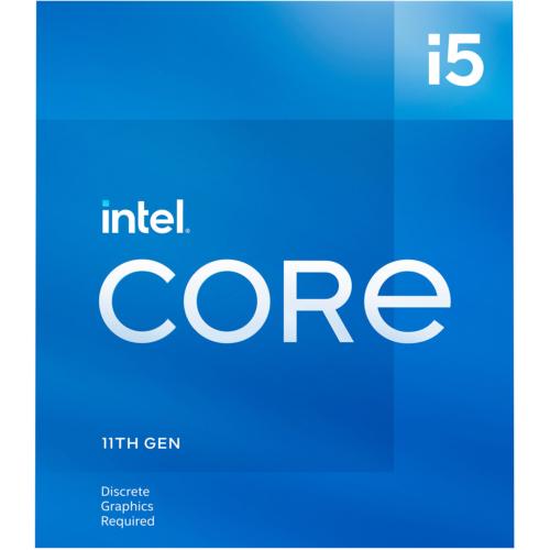 Intel i5-11400, 2.6 GHz, LGA1200, Processor threads 12, Packing Retail, Processor cores 6, Component for Desktop