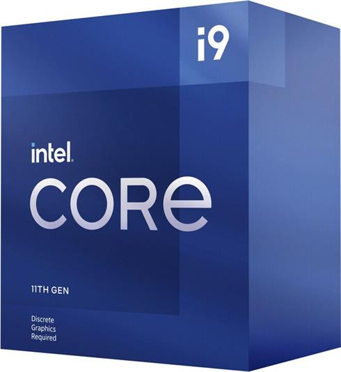 Intel i9-11900F,  2.5 GHz, LGA1200, Processor threads 16, Packing Retail, Processor cores 8, Component for PC