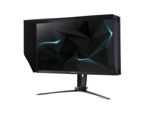 LCD Monitor ACER Predator XB253QGPbmiiprzx 24.5″ Gaming Panel IPS 1920×1080 16:9 144Hz 2 ms Speakers Swivel Pivot Height adjustable Tilt Colour Black UM.KX3EE.P08