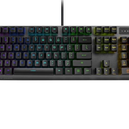KEYBOARD ROG STRIX SCOPE RX/ENG 90MP0240-BKUA00 ASUS